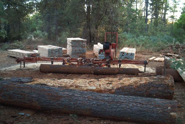 Sonju Lake Sawmill | Timber Framing Classes and Portable Sawmilling
